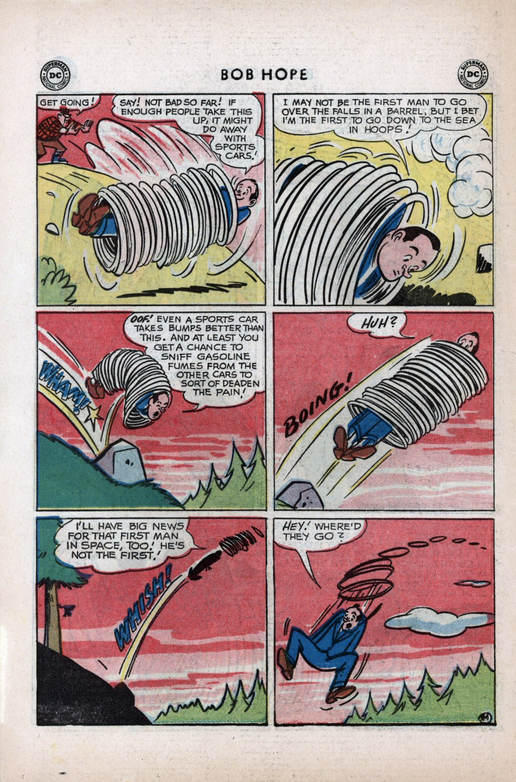 The Adventures of Bob Hope issue 59 - Page 30