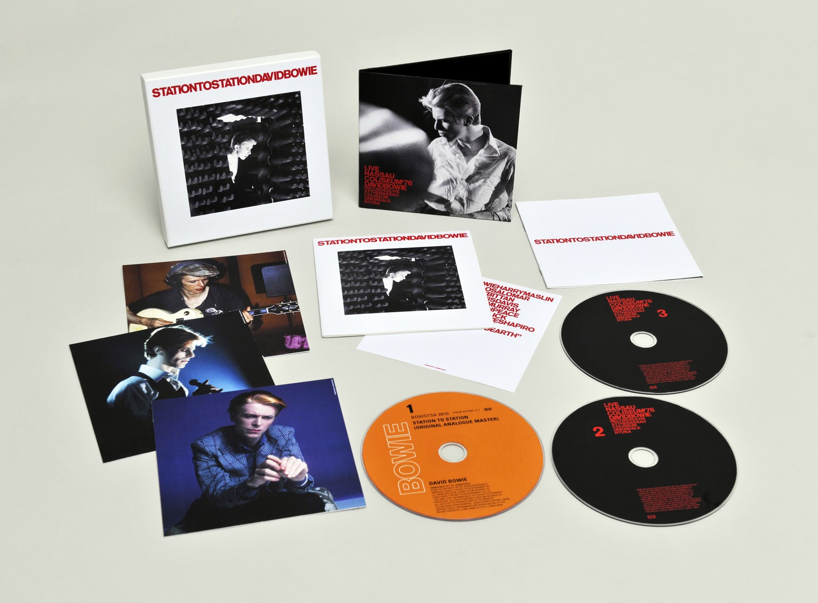 David bowie station to station deluxe edition rar.
