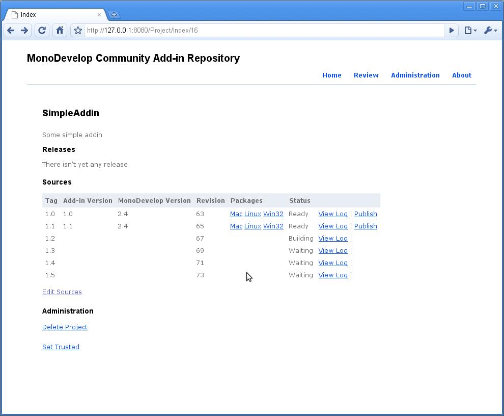 Food for Monkeys: MonoDevelop installer for Windows