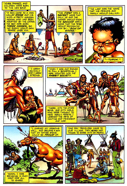 Read online Turok, Dinosaur Hunter (1993) comic -  Issue #0 - 12
