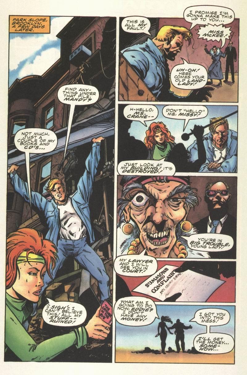 Read online Secret Weapons comic -  Issue #8 - 4