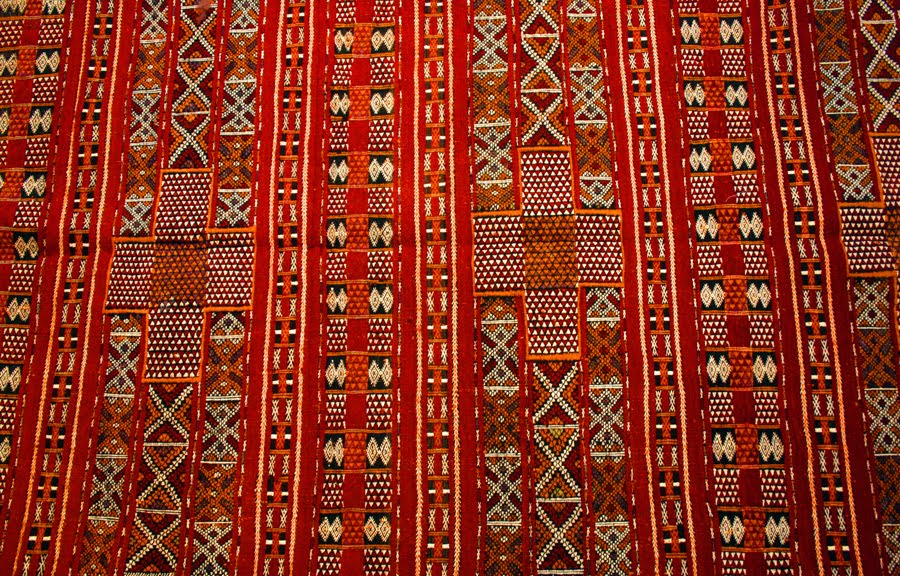 The View From Fez Beginners Guide To Moroccan Carpets