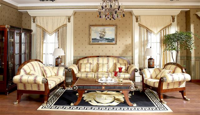 5 Living Rooms That Prove The Power Of Symmetry: Classic Bed Room French Design