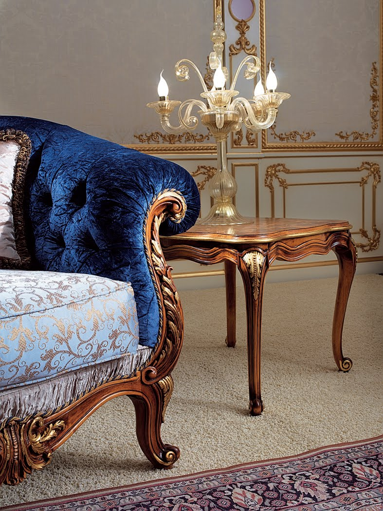 Sofa Set in Victorian Style ( Victorian Salon Furniture ) on Furniture Style  id=66627