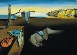 time salvador dali