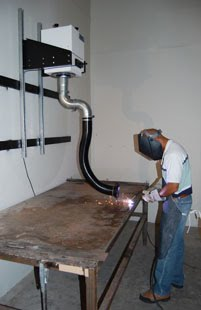 The Hazards Of Welding Smoke Sentry Air Systems Inc