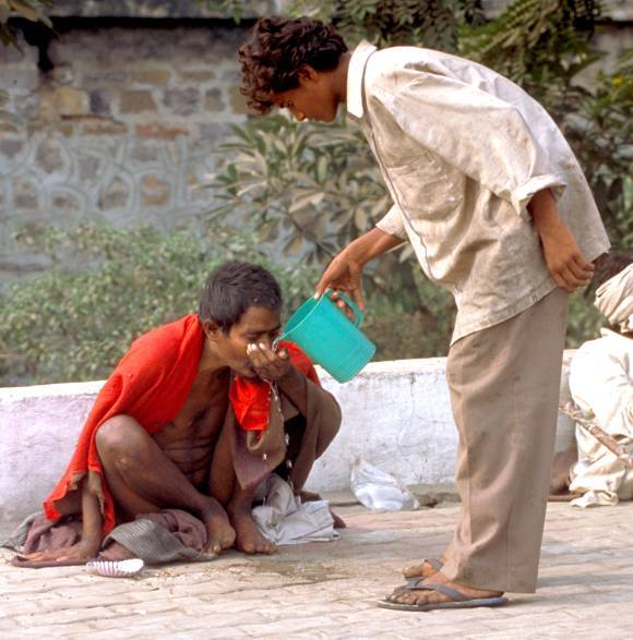 An overview of the poor health of the people in human society