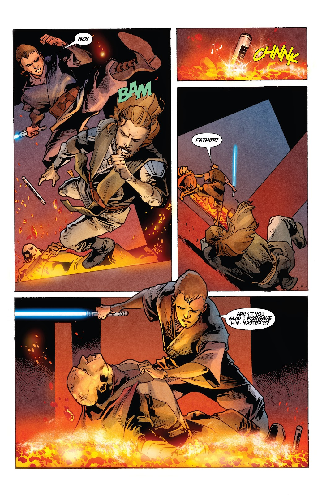 Read online Star Wars Legends: Rise of the Sith - Epic Collection comic -  Issue # TPB 1 (Part 2) - 92