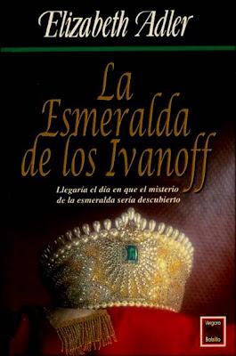 La esmeralda de los Ivanoff – Elizabeth Adler