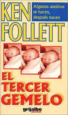 El tercer gemelo – Ken Follett