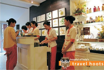 Heapful of Help: Asia Herb Association: Probably the Best Spa in Bangkok!