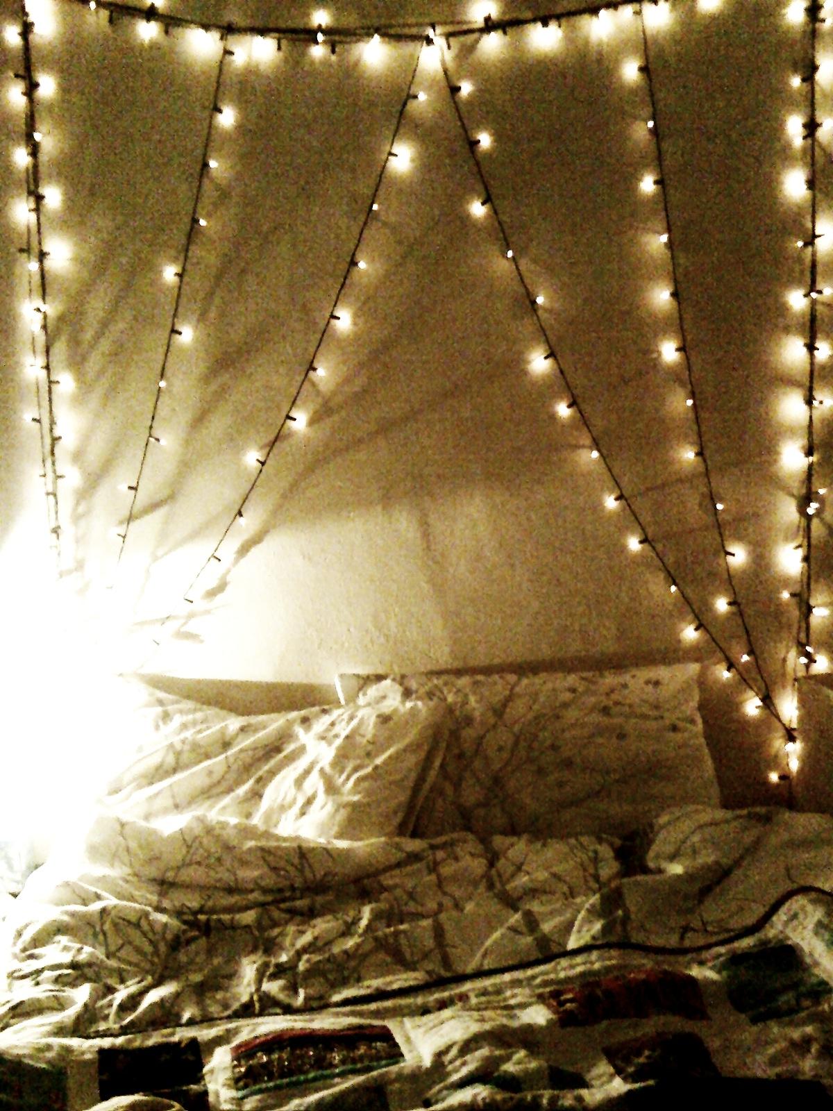Shine Little Light Fairy Light Bed