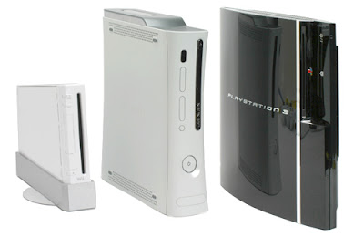 Wii PS3 Xbox