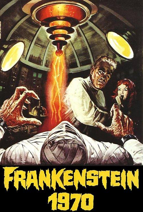 Frankenstein - 1970 movie