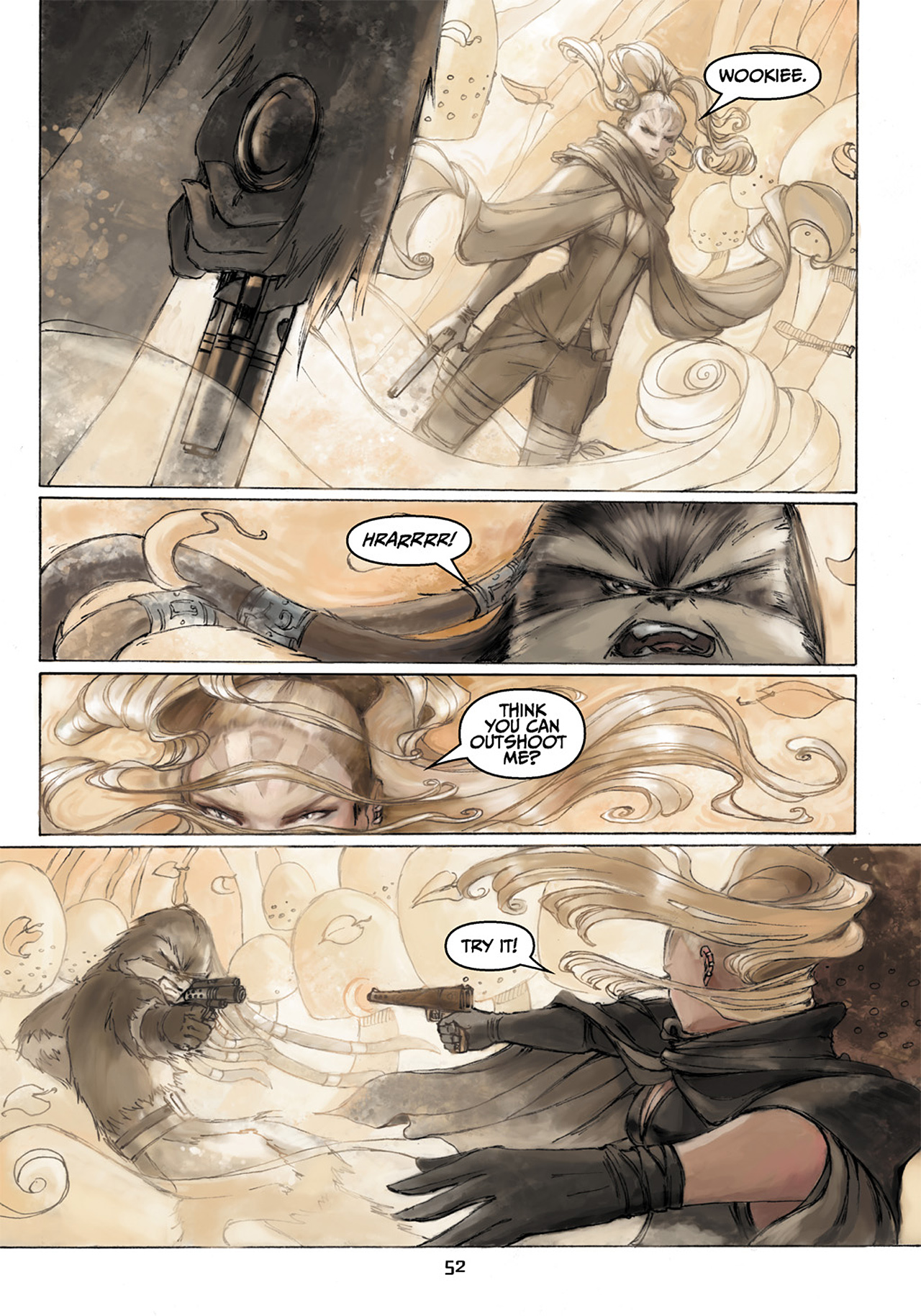 Read online Star Wars Omnibus comic -  Issue # Vol. 33 - 450