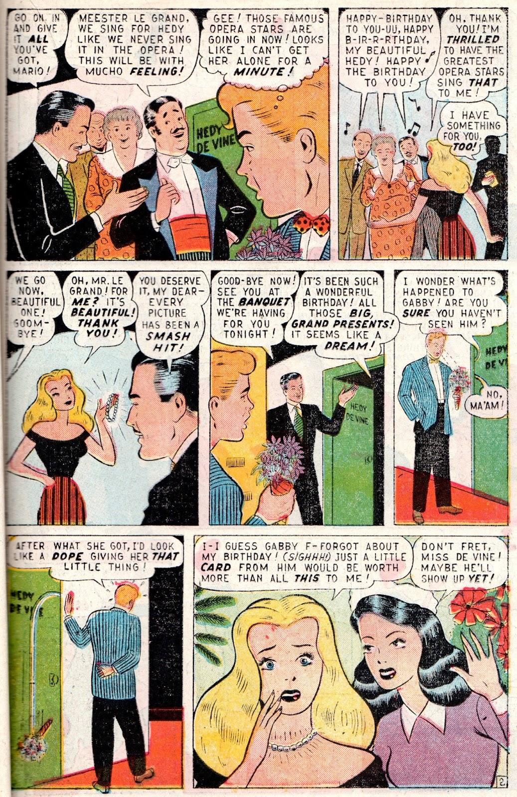Venus (1948) issue 2 - Page 19