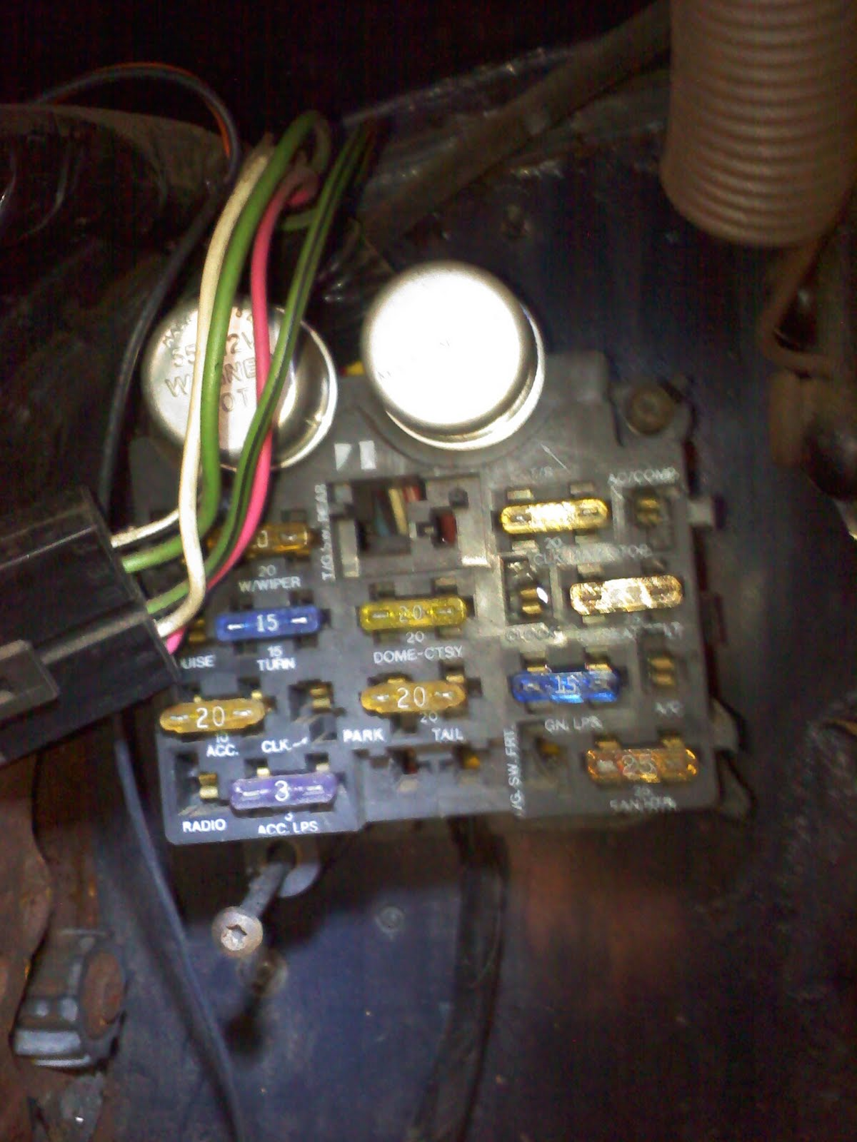Cj7 Replacement Fuse Box Simple Wiring Diagram Continuing Removing Parts From The Tub 1983 Rebuild Jeep Block