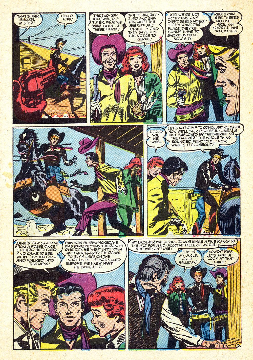 Read online Two-Gun Kid comic -  Issue #25 - 5
