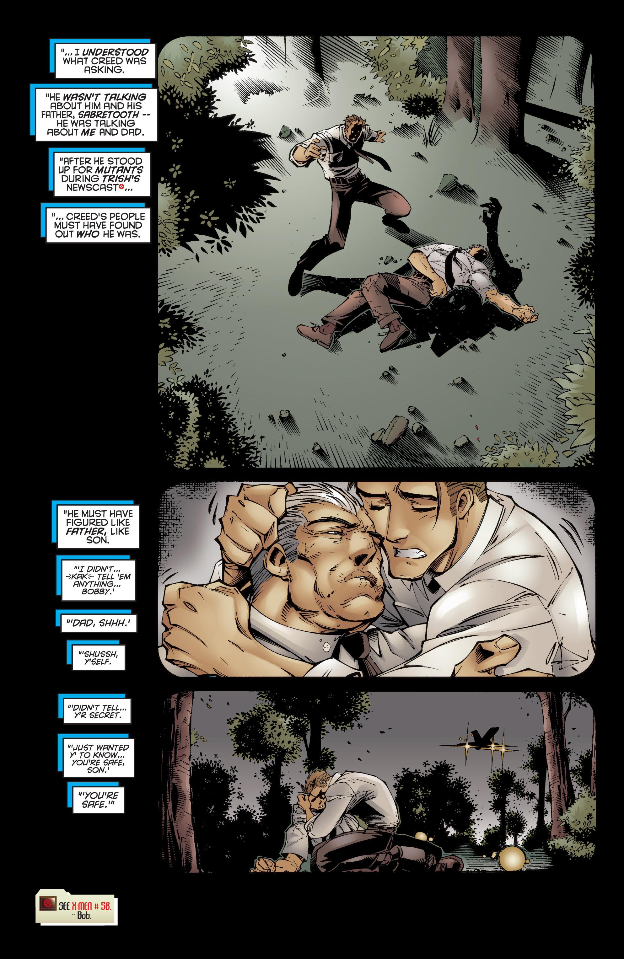 Read online Uncanny X-Men (1963) comic -  Issue #340 - 11