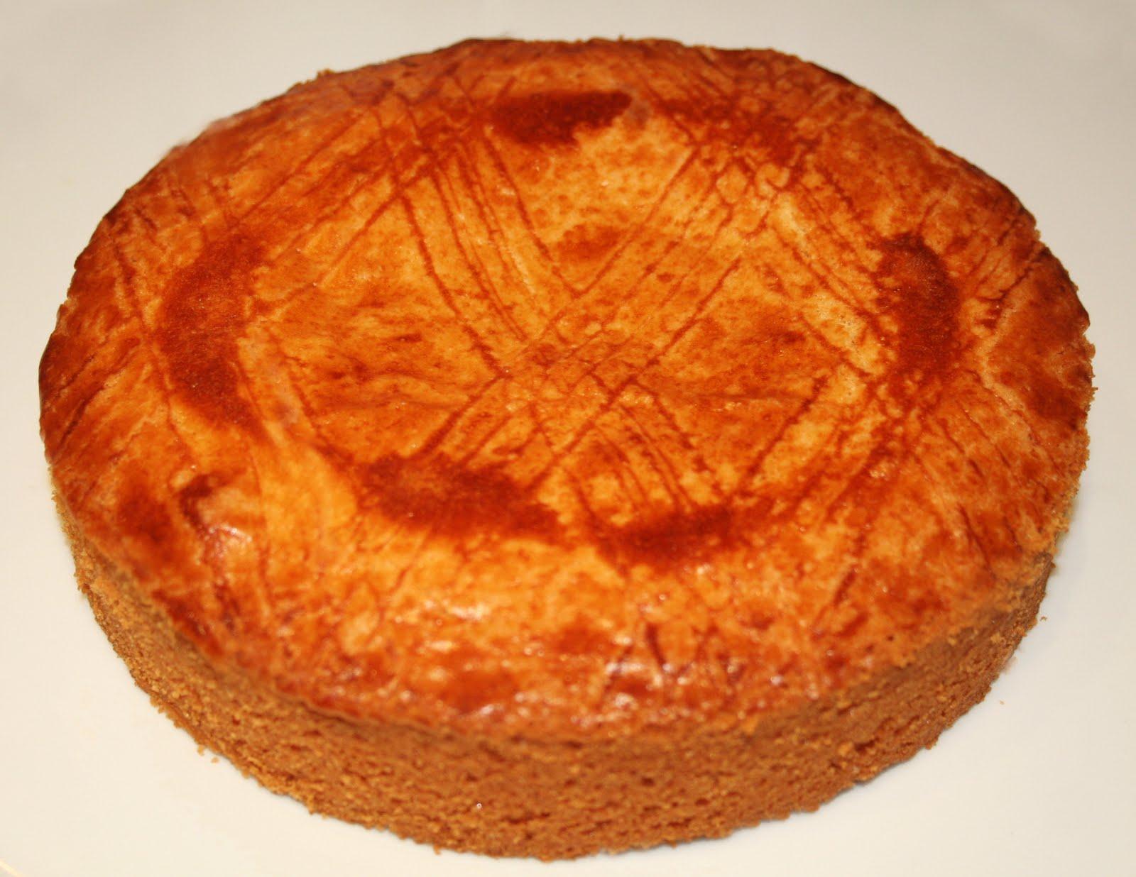 Gateau breton la cuisine de bernard