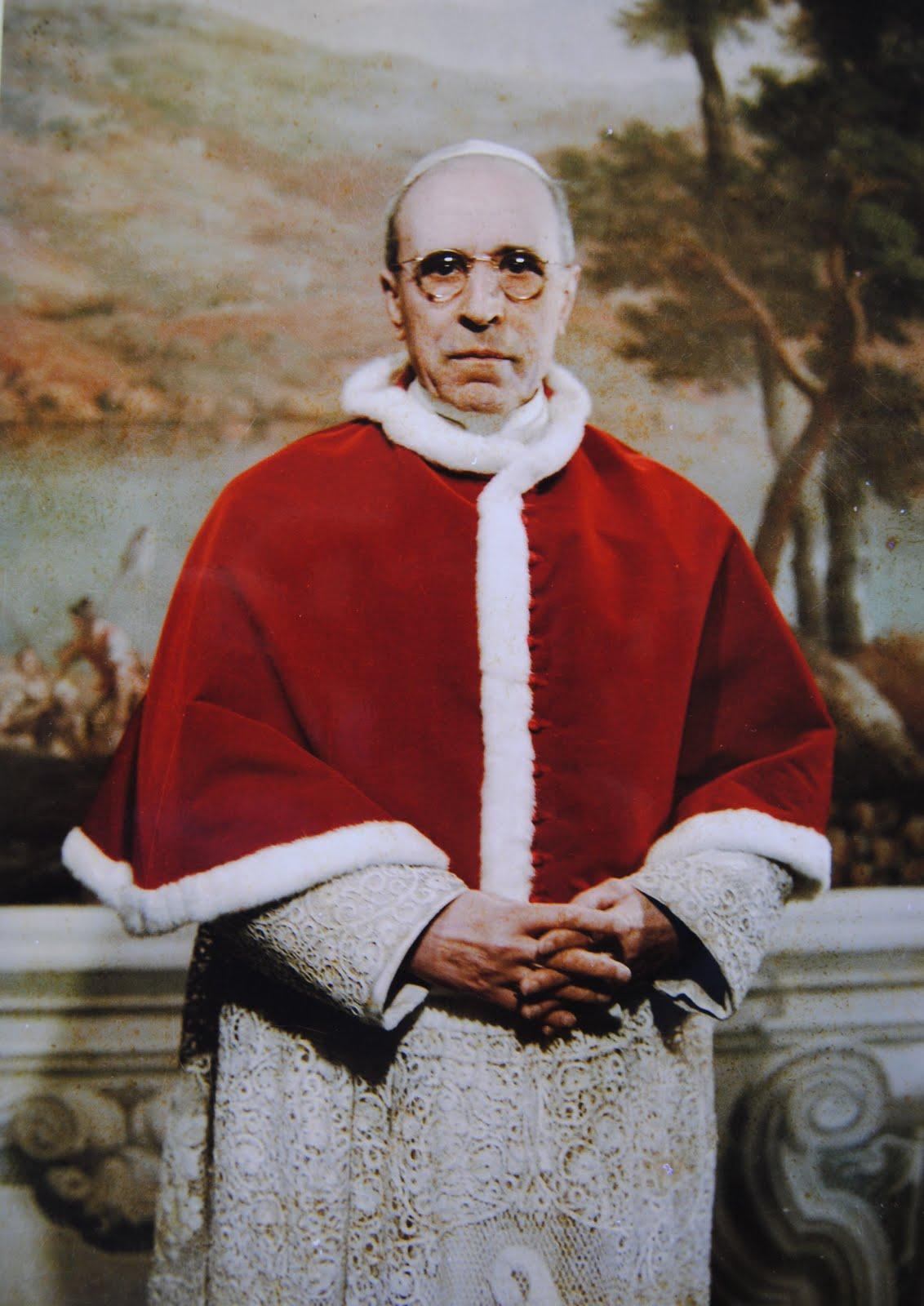 Pius Bxii Bin Brochet