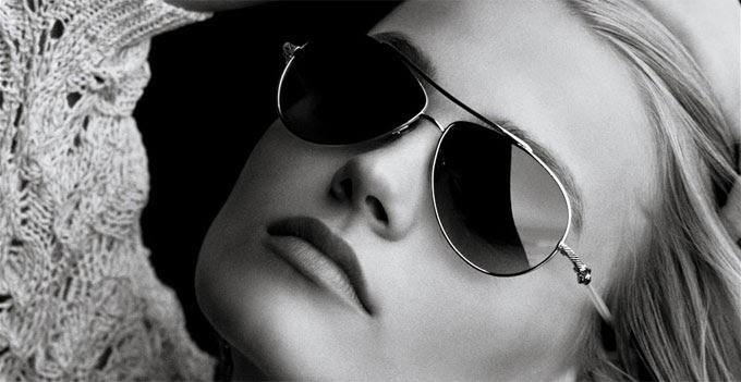 433f4facf1 David Yurman Buckle aviator sunglasses - not a pair you d lose in a ...