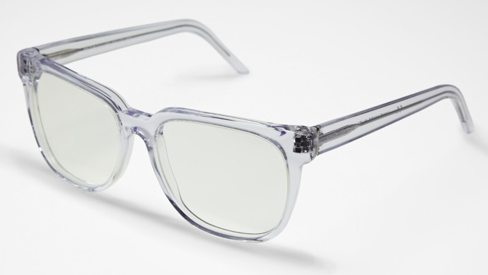 Super releases 14 shades and frames for a cold, sunny winter: People in crystal