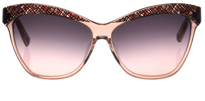 Lena Hoschek sunglasses in collaboration with Robert La Roche