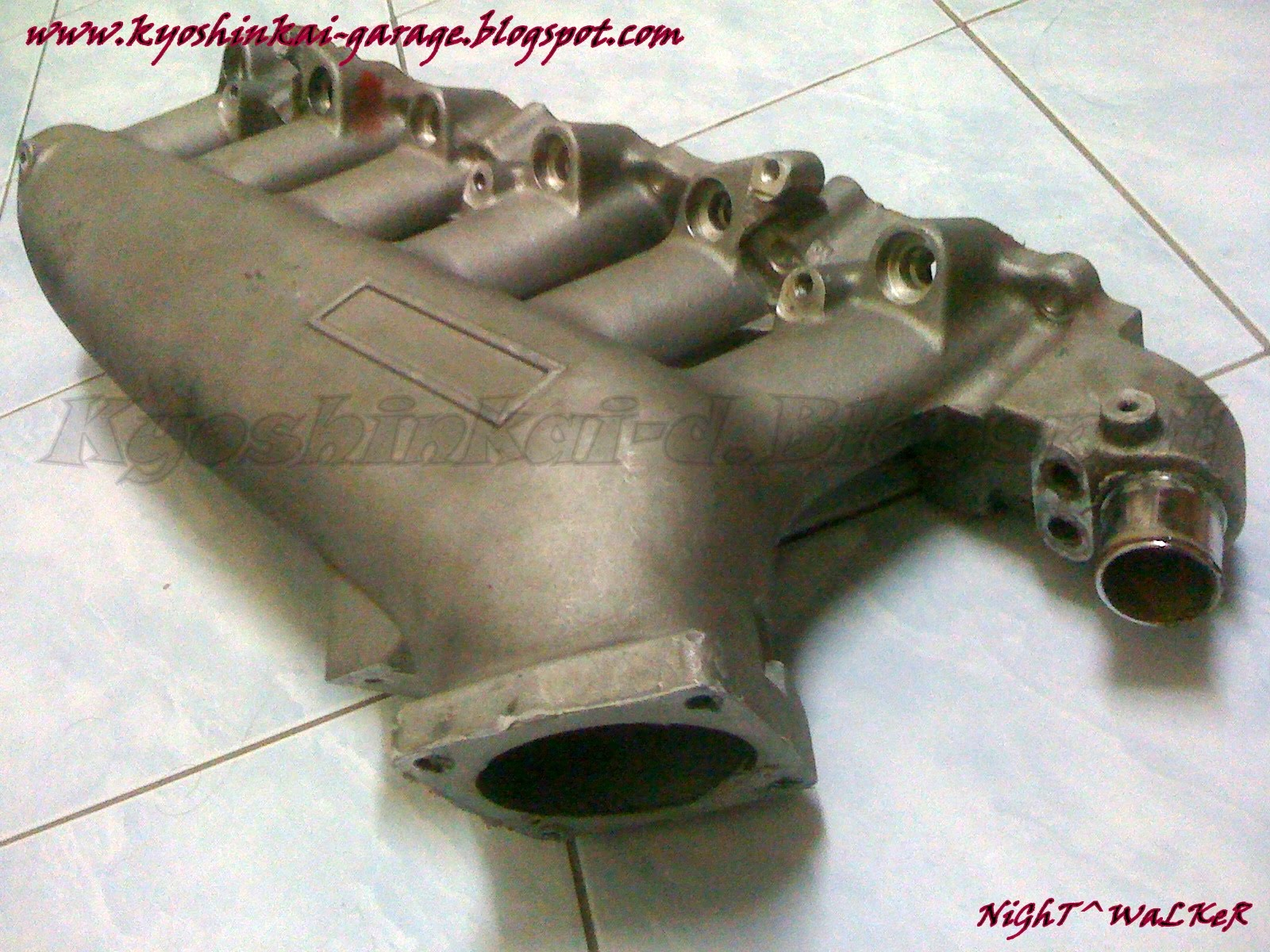 KyO's GaRaGe: GReDDy RB25DET InTaKe PLeNuM (USED) - FoR SaLe