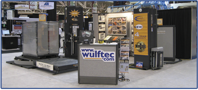 NA 2010 MATERIAL HANDLING SHOW - The Booth