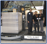 NA 2010 MATERIAL HANDLING SHOW - The Crew