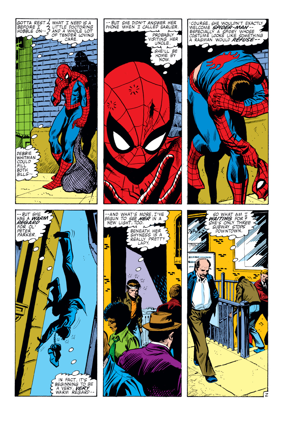 The Amazing Spider-Man (1963) 216 Page 2