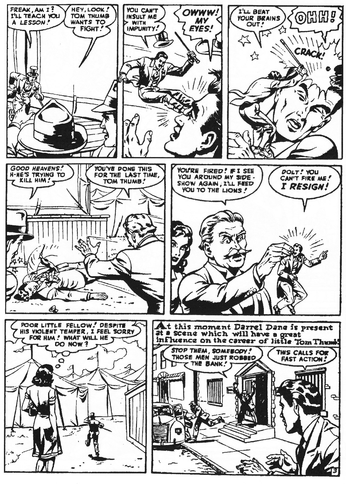 Read online Men of Mystery Comics comic -  Issue #75 - 14