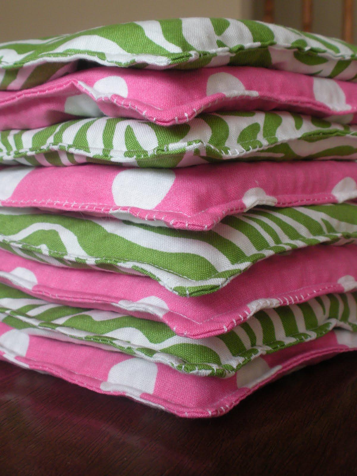 Sew Totally Smitten TicTacToe Bean Bag Toss Game