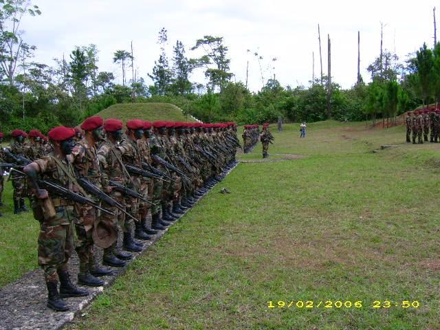 Perspectiva Militar  Ser Kaibil es mucho más que un duro y efectivo  entrenamiento e51fce01bc3