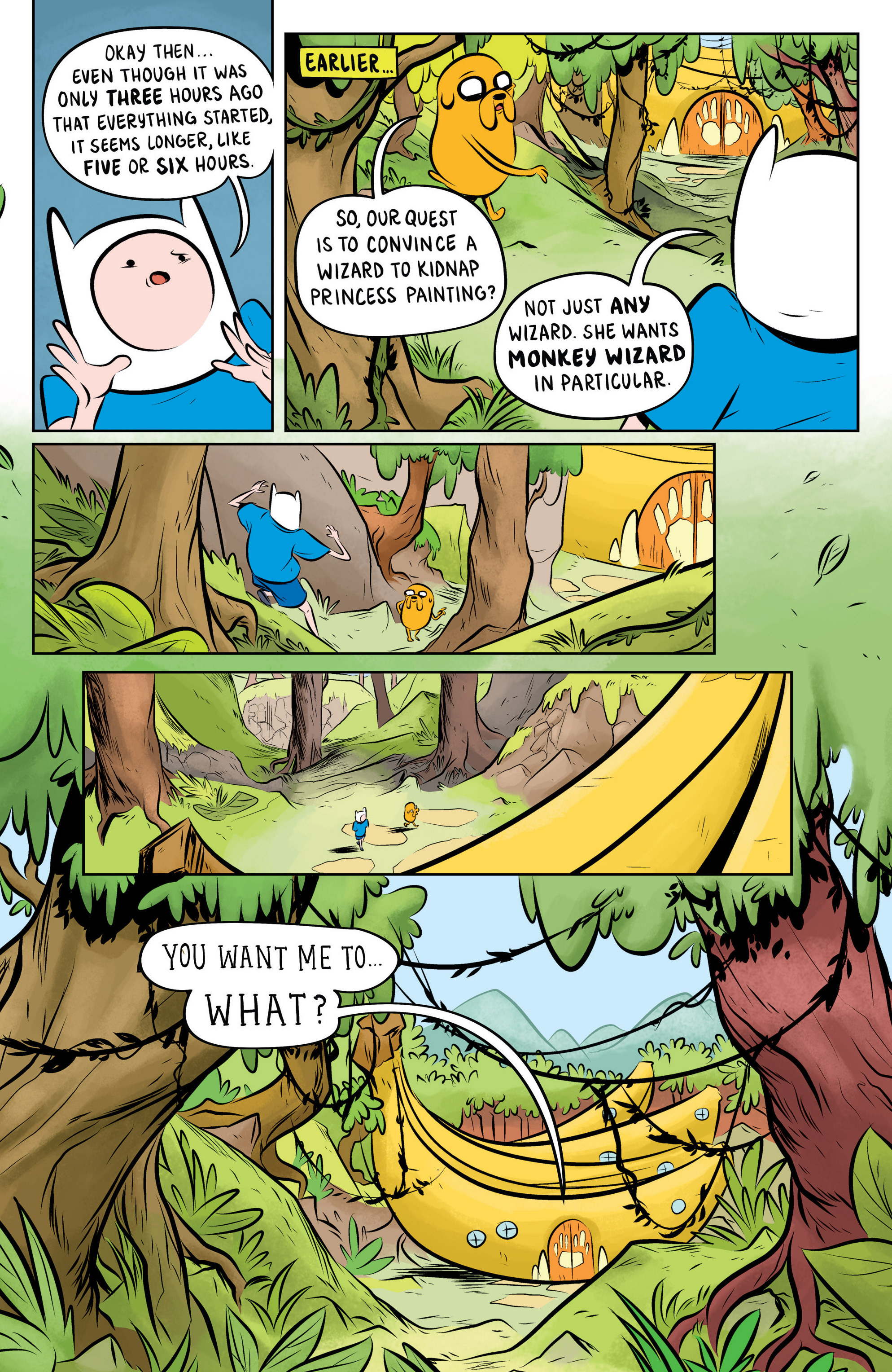 Read online Adventure Time: The Flip Side comic -  Issue #2 - 9