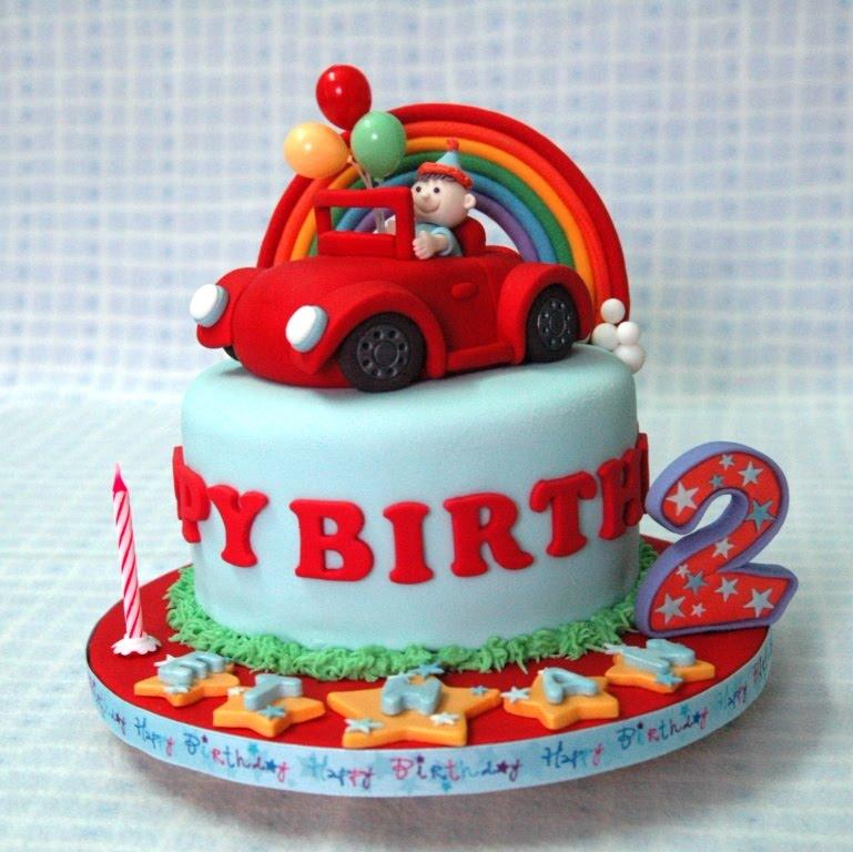 Rosie Homemade Cakes My Son Birthday Cake