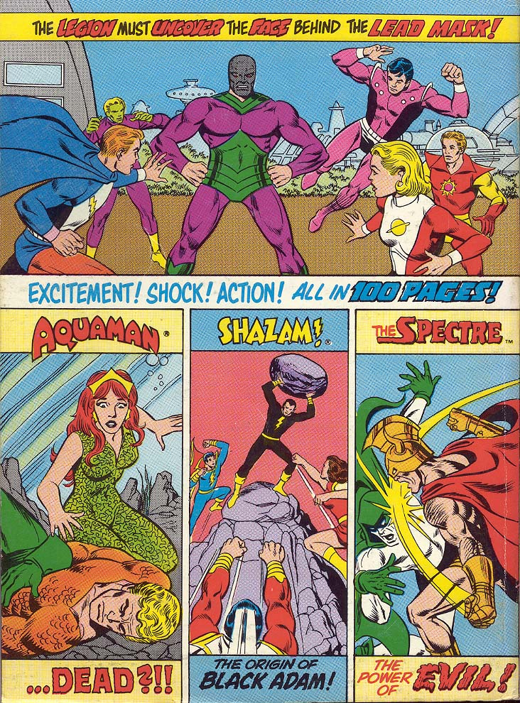 Read online Adventure Comics (1938) comic -  Issue #497 - 100