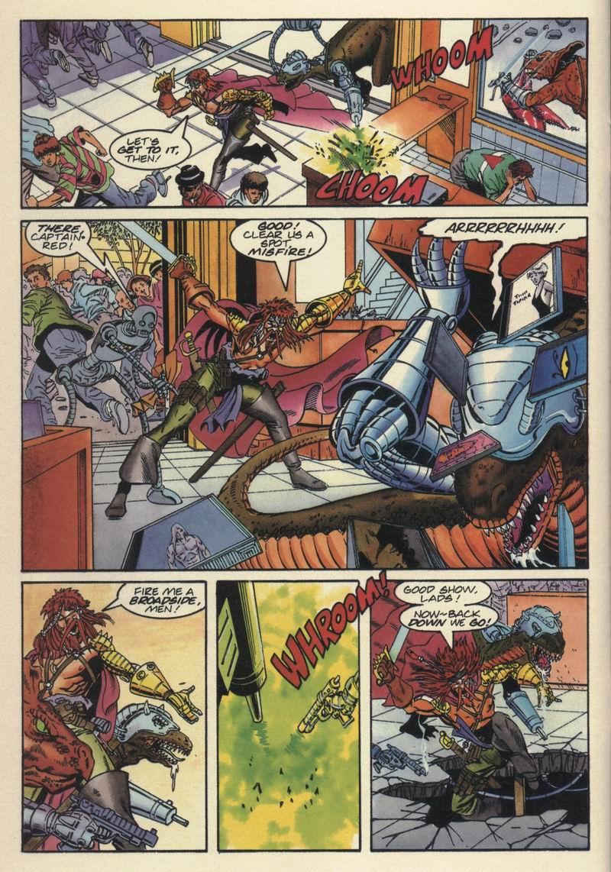 Read online Turok, Dinosaur Hunter (1993) comic -  Issue #15 - 11