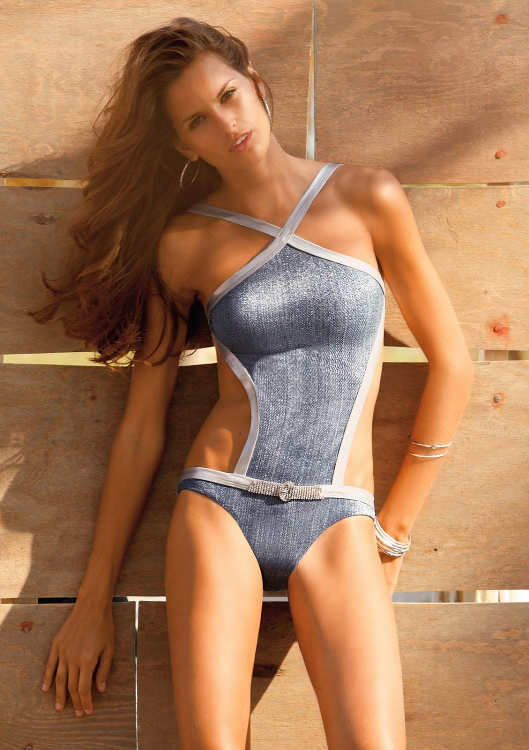Calzedonia Summer 'Delicate in Denim' collection
