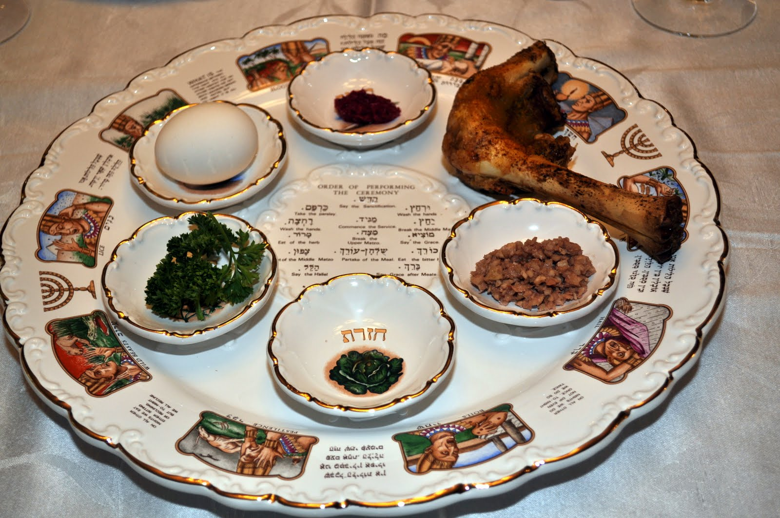 Seder Food Recipes