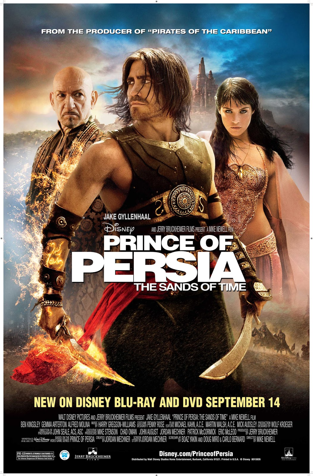 DayDreamerN's Reviews: Movie: Prince Of Persia :The Sands ...