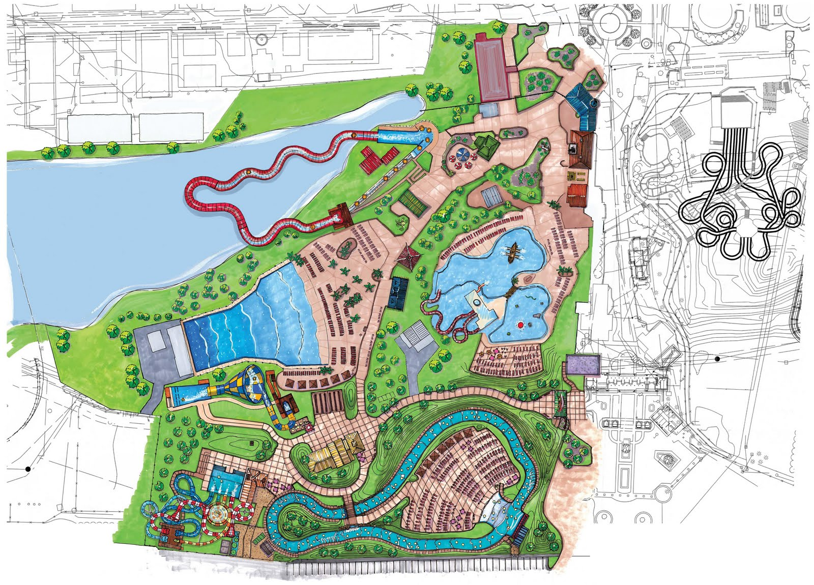 100+ Darien Lake Map – yasminroohi on