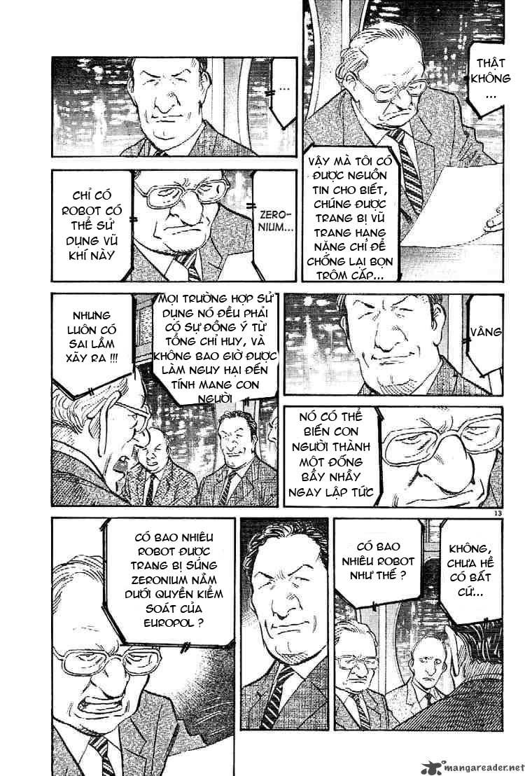 Pluto chapter 20 trang 14
