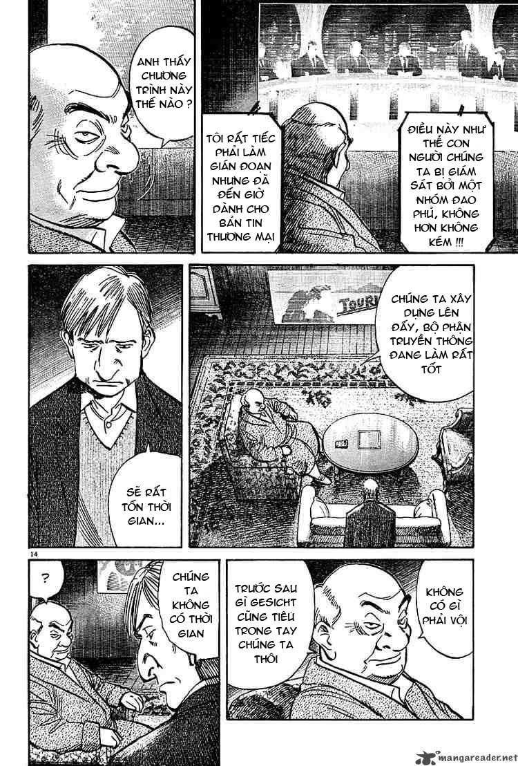 Pluto chapter 20 trang 15