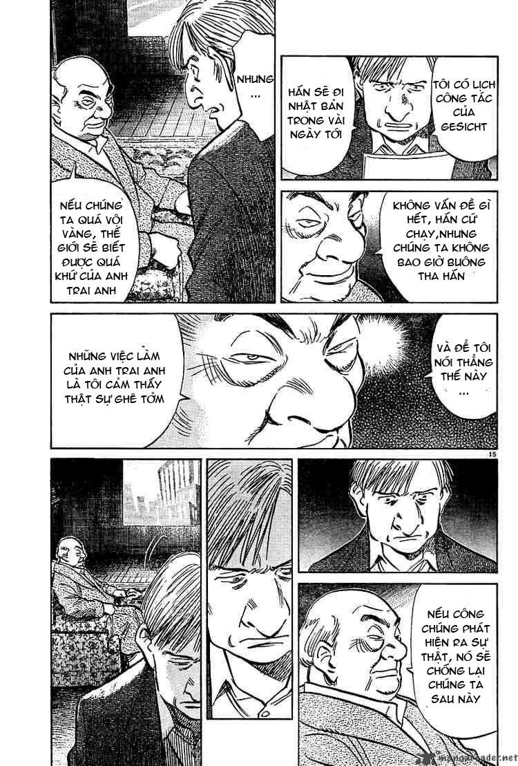 Pluto chapter 20 trang 16
