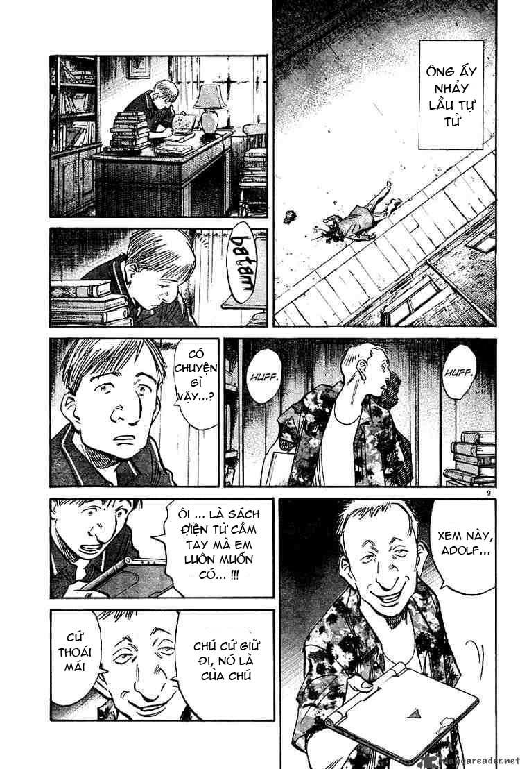 Pluto chapter 20 trang 10
