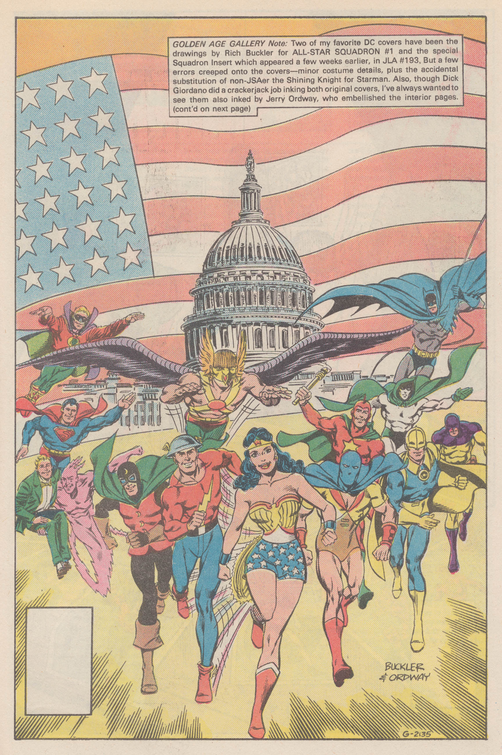 Read online All-Star Squadron comic -  Issue #50 - 46