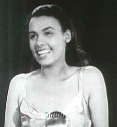 Image result for images of lena horne in 1941