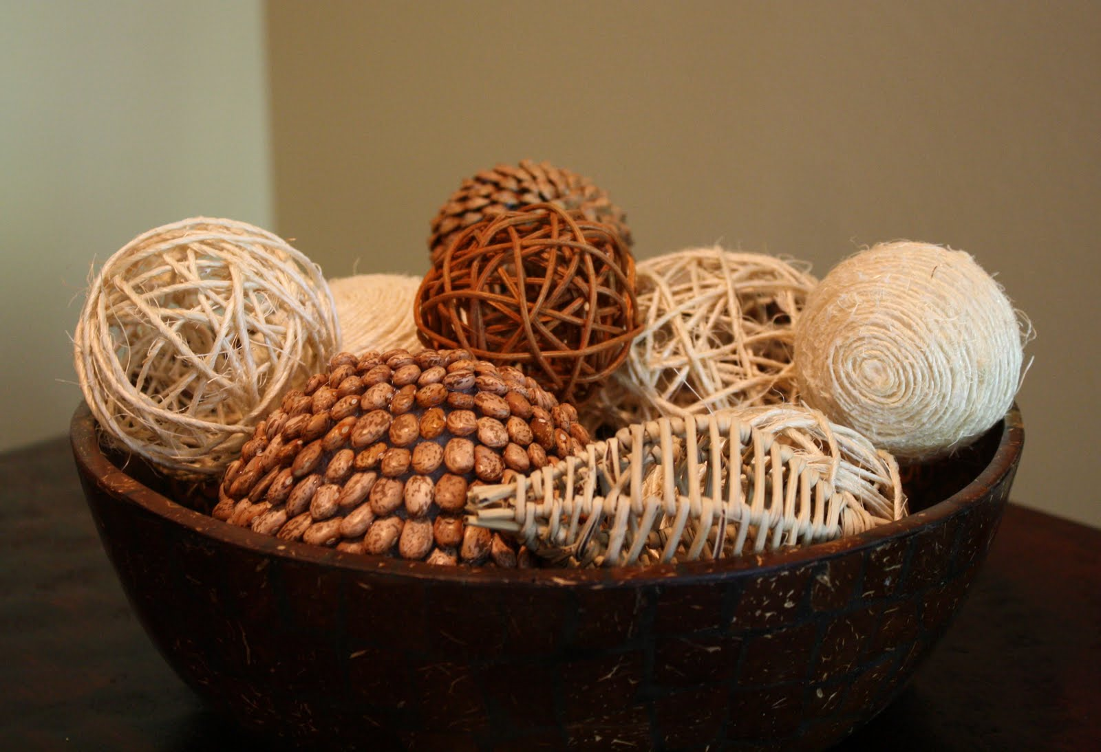 bayberry creek Crafter: DIY Decorative Balls